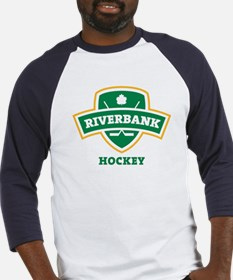 Riverbank Hockey Baseball Jersey