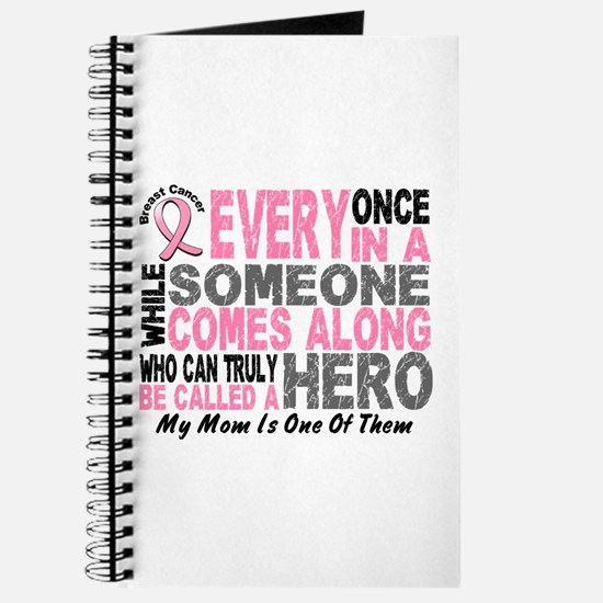 HERO Comes Along 1 Mom BREAST CANCER Journal