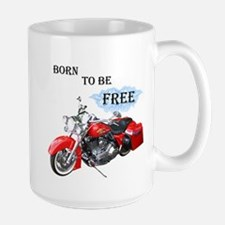 Born To Be Free Mug