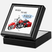 Born To Be Free Keepsake Box