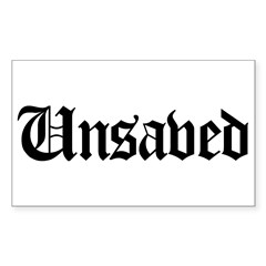 Unsaved Rectangle Decal