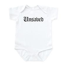 Unsaved Infant Bodysuit