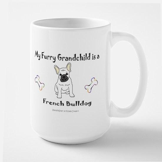 french bulldog gifts Large Mug