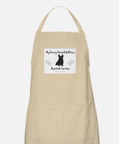 scottish terrier gifts BBQ Apron
