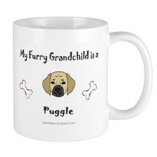 puggle gifts Small Mug