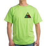 3rd Mt. Division Mason Green T-Shirt