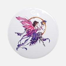 Tales of the Dragon Fairy Ornament (Round)