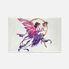 Tales of the Dragon Fairy Rectangle Magnet
