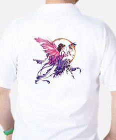 Tales of the Dragon Fairy Polo Shirt