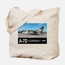 A-7 CORSAIR II Tote Bag