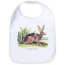 Audubon Jack Rabbit Animal Bib