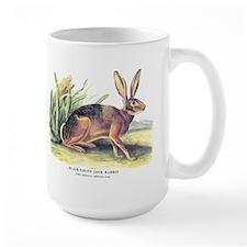 Audubon Jack Rabbit Animal Mug