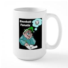 kids baseball Mug