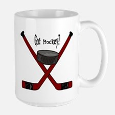HockeyPlayerz Mug
