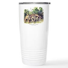 Audubon Cougar Cat Animal Travel Mug