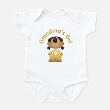 Grandma's Girl Ethnic Infant Bodysuit