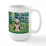Bridge / Beardie #1 Large Mug