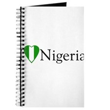 I Love Nigeria Journal