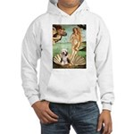 Venus / Beardie #1 Hooded Sweatshirt