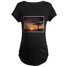 Lord's Prayer - Pink Sunset2 T-Shirt