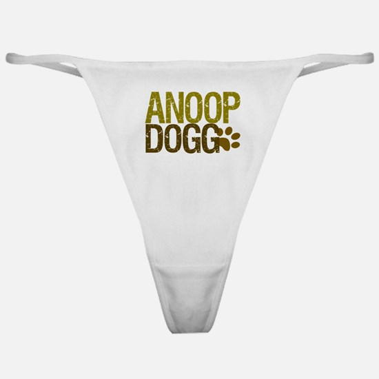 Anoop Dogg Classic Thong