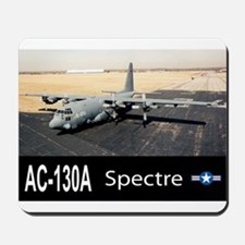 C-130 SPECTRE GUNSHIP Mousepad