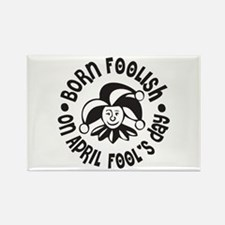 April Fool's Birthday Rectangle Magnet (100 pack)