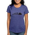 Cafe / Dalmatian #1 Women's Light T-Shirt