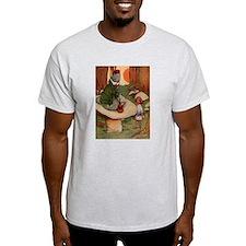 Advice from the Caterpillar T-Shirt