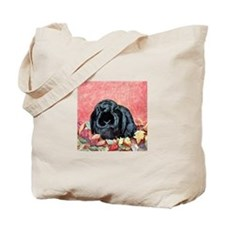 Autumn Holland Lop Tote Bag