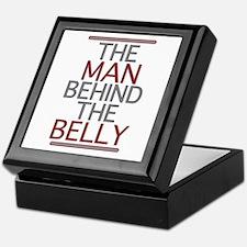 The Man Behind The Belly Keepsake Box