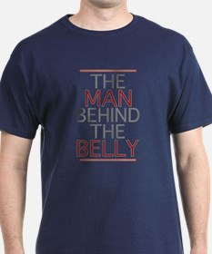 Big belly t shirts shirts tees custom big belly clothing for Dress shirts for big bellies