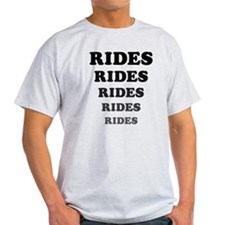 RIDES Carny Employee T-Shirt
