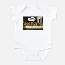 Last Supper - Sausage Fest Infant Bodysuit