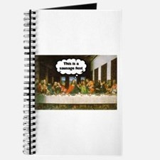 Last Supper - Sausage Fest Journal