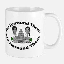 The 9-12 Project - We Surround Them Mug