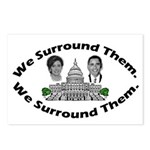 The 9-12 Project - We Surround Them Postcards (Pac