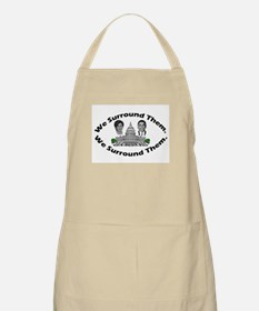 The 9-12 Project - We Surround Them BBQ Apron