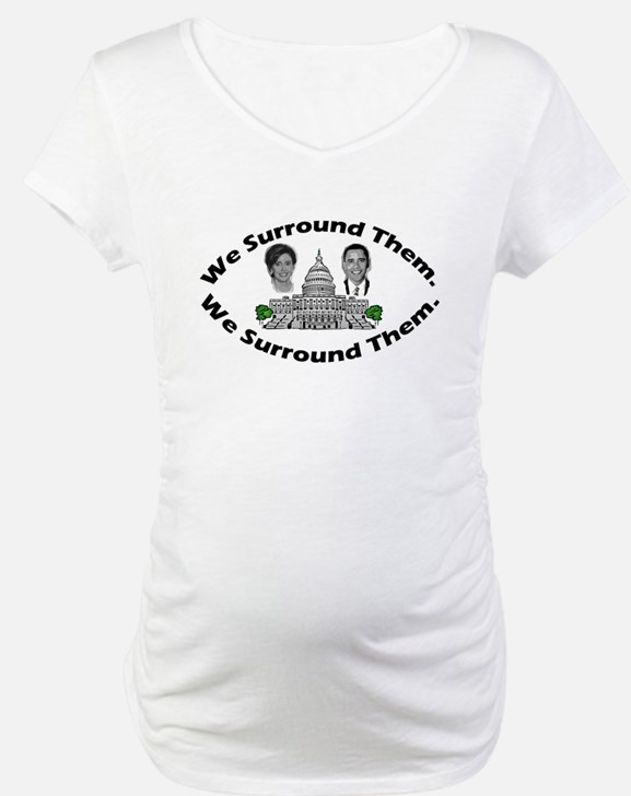 The 9-12 Project - We Surround Them Shirt