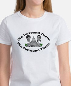The 9-12 Project - We Surround Them Women's T-Shir