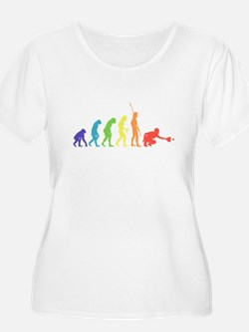 Kids Handprint ash gray T-Shirt