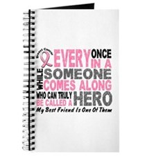 HERO Comes Along 1 Best Friend BREAST CANCER Journ