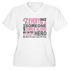 HERO Comes Along 1 Best Friend BREAST CANCER Women