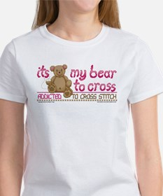 My Bear to Cross Tee