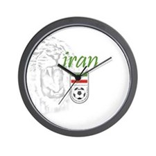 Team Melli Wall Clock