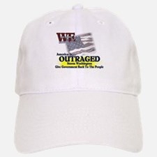 We Surround Them - Outraged Baseball Baseball Cap