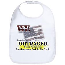 We Surround Them - Outraged Bib