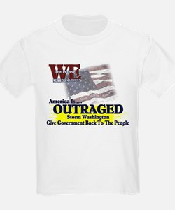 We Surround Them - Outraged T-Shirt