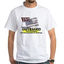 We Surround Them - Outraged Shirt