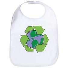 Reduce Reuse Recycle Bib